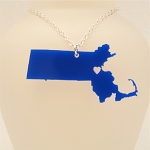 Massachusetts Necklace