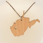 West Virginia Necklace