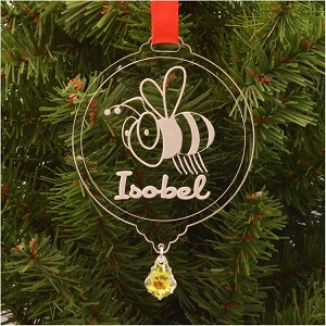 Bumble Bee Ornament