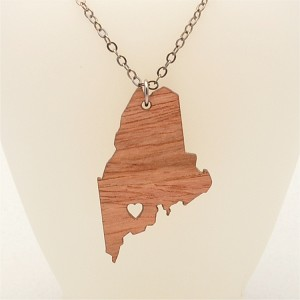 Maine Necklace
