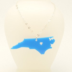 North Carolina Necklace